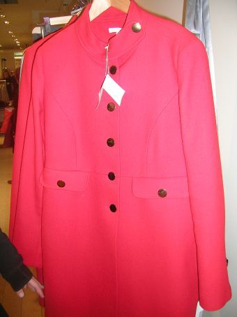 cute coat --- is this one nicer than the other?