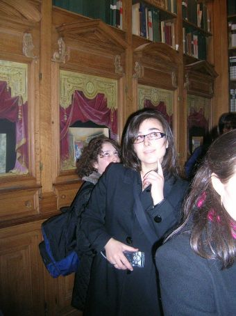 nici in opera library