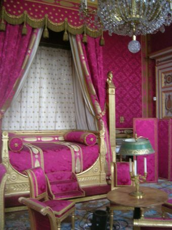 other bed in castle