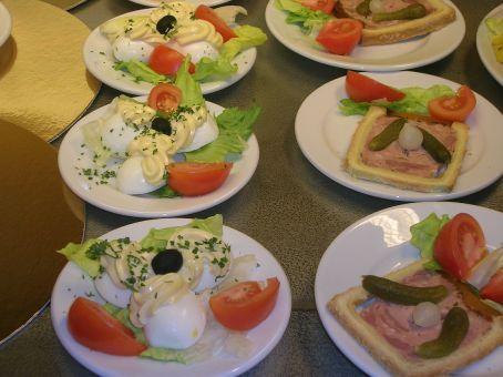 wierd french food