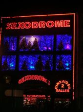 random sex store near where we r stayng ... there are many!!: by anabobana, Views[429]