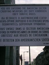 original sign from berlin wall: by anabobana, Views[279]