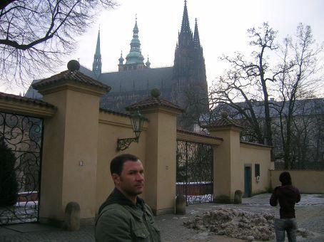 famous church in prague