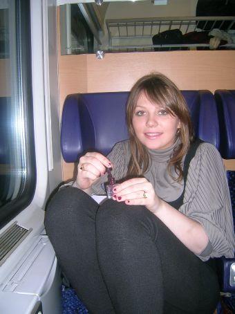 train to munich