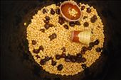 The Offering. Everything raised was used for a community dinner  in the Village.: by anatta, Views[181]