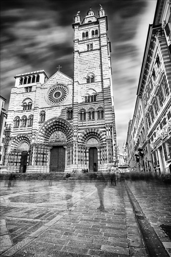 One of the most important catedral in Genoa