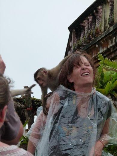 Tori and monkeys!!!!