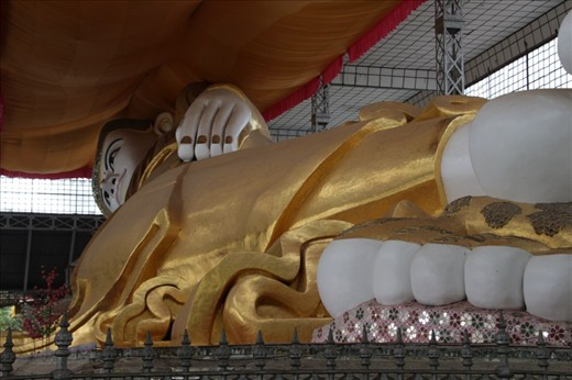 Schwethalyaung Buddha