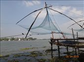 Redes chinesas em Fort Kochi: by andreamxavier, Views[124]