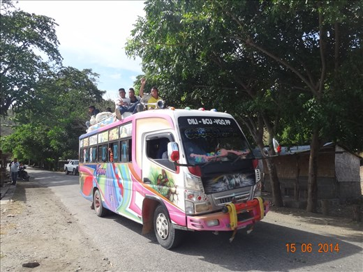 Ônibus típico