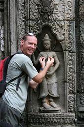 Andy could resist a tweak of the Apsara's peskies!: by andyandsam, Views[265]