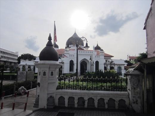 Kapitan Keling Mosque.