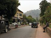 The pretty streets and French style architecture of Luang Prabang: by ang_and_abe, Views[823]