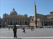 St Peters Square, Rome: by ang_and_abe, Views[229]