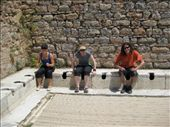 Using the public latrines at Ephesus: by ang_and_abe, Views[240]