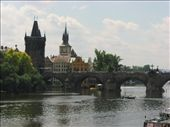 The popular Charles Bridge: by ang_and_abe, Views[189]