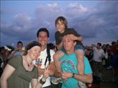 Us and the Webbers at the Ottawa Bluesfest: by ang_and_abe, Views[834]