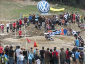 Crankworx mountain bike festival in Whistler, Dual Slalom event: by ang_and_abe, Views[312]
