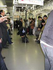 On dirait un couloir comme ca, mais non c est une rame de metro...: by angeours, Views[255]