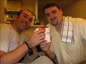 Un ptit mug de chardonnet avec James: by angeours, Views[234]