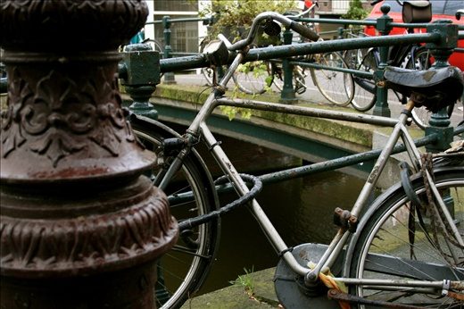 Amsterdam Bicycles!