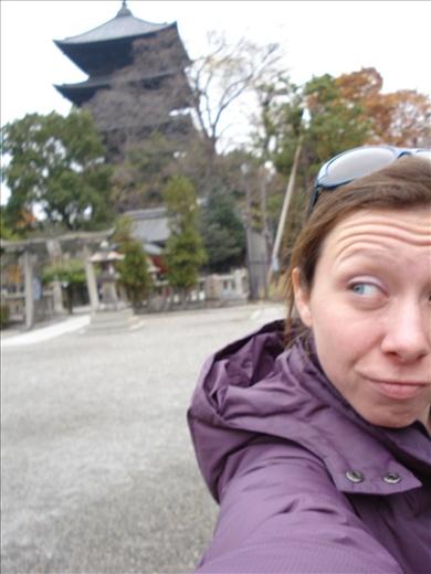 Toji Temple in Kyoto