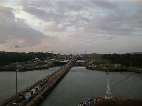 Panama Canal 1