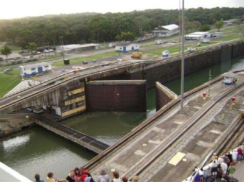 Panama Canal 4