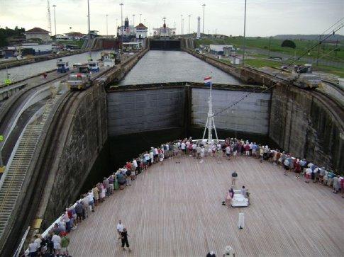Panama Canal 7