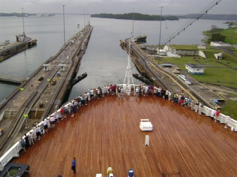 Panama Canal 14