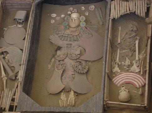 Sipan pyramids, Lord of Sipan