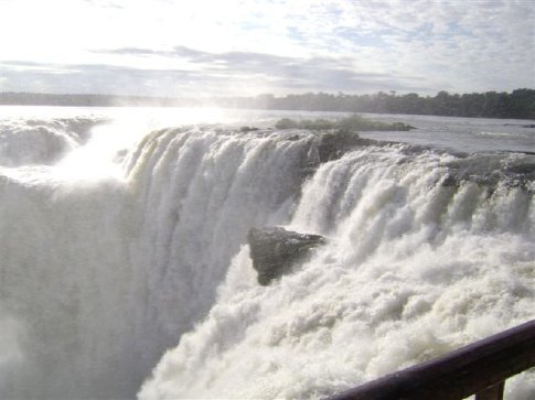 The Devil's Throat, Iguazu National Park, Argentina