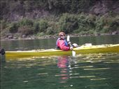 Kayaking in the fjord east of Puerto Varas, Chile: by anijensen, Views[150]