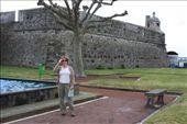 Anita outside the fort: by anijensen, Views[224]