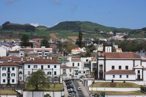 Town on San Pedro
