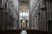 Main section of the cathedral, Rouen, France: by anijensen, Views[263]