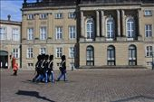 Changing the guard outside the queen's residence, Copenhagen: by anijensen, Views[215]