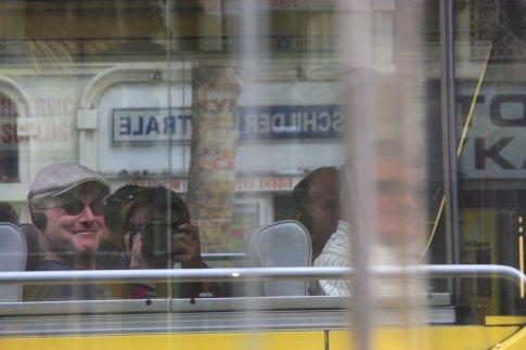 City tour bus, Vienna