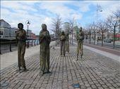 Famine memorial, Dublin: by anijensen, Views[537]