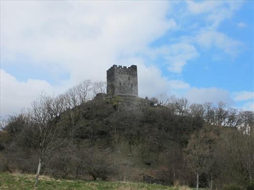 Dolwyddellan Castle, Wales
