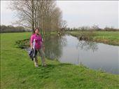 Strolling along the River Avon near Malmesbury: by anijensen, Views[202]