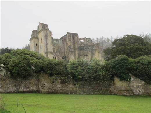 Wardour Castle, Wiltshire