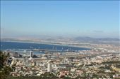 Cape Town, as seen from Table Mountain: by anijensen, Views[140]