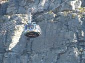Cable car ride to the top of Table Mountain: by anijensen, Views[84]