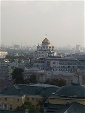 View of Moscow from terrace of Ritz Carlton: by anita_81, Views[106]