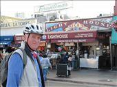 A Main tackles seafood in bike helmet: by annaandandrew, Views[185]