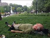 Down and out in Washington Square: by annaandandrew, Views[102]