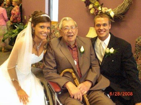 Marissa, Harold - grandparent, Mark