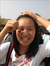 student with tiny apple: by annanderson, Views[478]