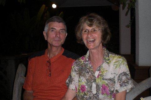 Phil & Jane from Tasmania